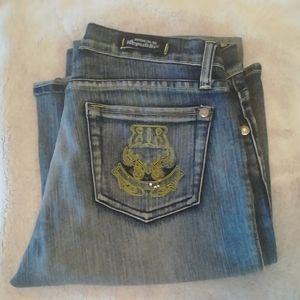 Rock & Republic denim jeans size 27